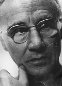 Antoine Mortier par Oscar Schellekens