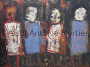 Les Flambeaux Antoine Mortier