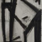 Sans titre,Mortier,1952,encr.chine pap.mar.cot,230x150