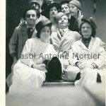 Classe 11 mars 1936, Mortier a un œil au beurre noir