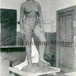 Antoine Mortier, sculptures