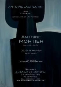 Exposition Mortier_Galerie Laurentin